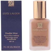 Bellezza Donna Fondotinta & primer Estee Lauder Double Wear Fluid Spf10 98-spiced Sand  30 ml