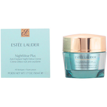 Bellezza Antietà & Antirughe Estee Lauder Nightwear Plus Anti-oxidant Night Detox Creme  50 m