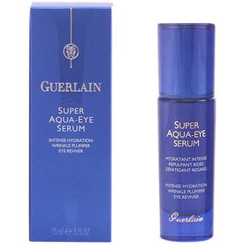 Bellezza Donna Antietà & Antirughe Guerlain Super Aqua Sérum Yeux  15 ml