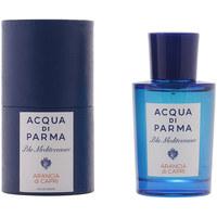 Bellezza Uomo Acqua di colonia Acqua Di Parma Blu Mediterraneo Arancia Di Capri Edt Vaporizador