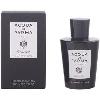 Bellezza Uomo Corpo e Bagno Acqua Di Parma Colonia Essenza Hair & Shower Gel  200 ml