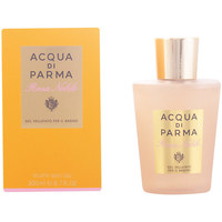 Bellezza Donna Corpo e Bagno Acqua Di Parma Rosa Nobile Special Edition Shower Gel  200 ml
