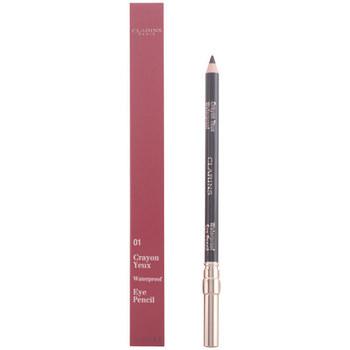 Bellezza Donna Matia per occhi Clarins Crayon Yeux Waterproof 01-noir 1,2 Gr 1,2 g
