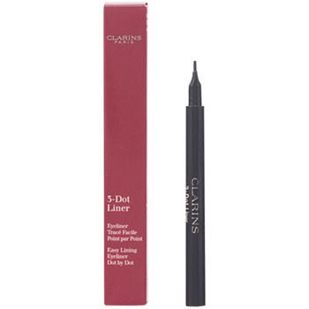 Bellezza Donna Matia per occhi Clarins 3-dot Liner 01-black 0.7 Ml 0,7 ml