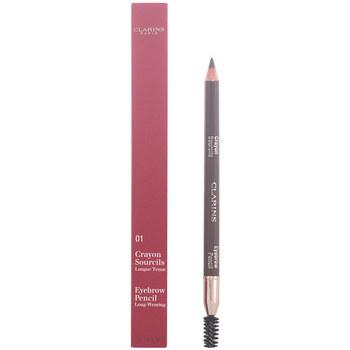Bellezza Donna Trucco sopracciglia Clarins Crayon Sourcils 01-dark Brown 1,3 Gr 1,3 g