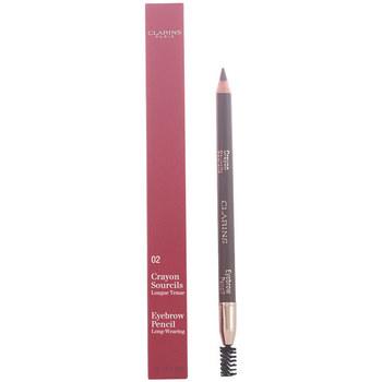 Bellezza Donna Trucco sopracciglia Clarins Crayon Sourcils 02-light Brown 1,3 Gr 1,3 g