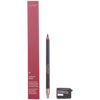 Bellezza Donna Matia per occhi Clarins Crayon Khôl 01-carbon Black 1,5 Gr 1,5 g