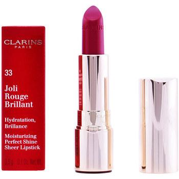 Bellezza Donna Rossetti Clarins Joli Rouge Brillant 33-soft Plum 3,5 Gr 3,5 g