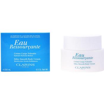 Bellezza Donna Idratanti & nutrienti Clarins Eau Ressourçante Crème Corps Veloutée  200 ml