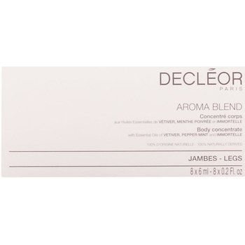 Bellezza Donna Trattamento mani e piedi Decleor Aromablend Concentre Corps Light Legs  8 x 6 ml