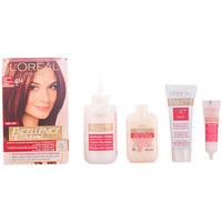 Bellezza Donna Accessori per capelli L'oréal Excellence Creme Tinte 4,54 Castaño Caoba Cobrizo 1 u