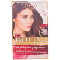 Bellezza Accessori per capelli L'oréal Excellence Creme Tinte 5,15-castaño Helado 1 u