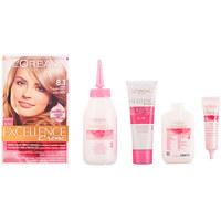Bellezza Donna Accessori per capelli L'oréal Excellence Creme Tinte 8,1 Rubio Claro Ceniza 1 u