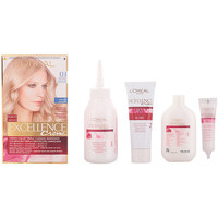 Bellezza Donna Accessori per capelli L'oréal Excellence Creme Tinte 03 Rubio Ultra Claro Ceniza 1 u