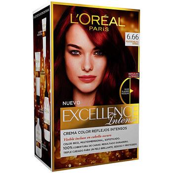 Bellezza Donna Accessori per capelli L'oréal Excellence Intense Tinte 6,66 Rojo Escarlata Intenso 1 u