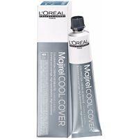 Bellezza Gel & Modellante per capelli L'oréal Majirel Cool-cover 5-châtain Clair 50ml 50 ml