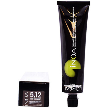 Bellezza Accessori per capelli L'oréal Inoa Coloration D'Oxydation Sans Ammoniaque 5,12 60 Gr 60 g