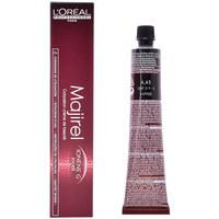 Bellezza Tinta L'oréal Majirel Ionène G Coloración Crema 4,45 L'Oreal Expert Professi