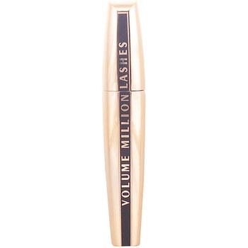 Bellezza Donna Mascara Ciglia-finte L'oréal Mascara Volume Million Lashes black  9 ml