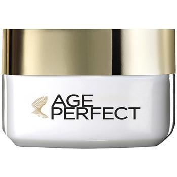 Bellezza Donna Idratanti e nutrienti L'oréal Age Perfect Crema Día  50 ml
