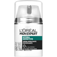 Bellezza Uomo Idratanti e nutrienti L'oréal Men Expert Hydra Sensitive  50 ml