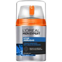 Bellezza Uomo Idratanti e nutrienti L'oréal Men Expert Stop Arrugas  50 ml