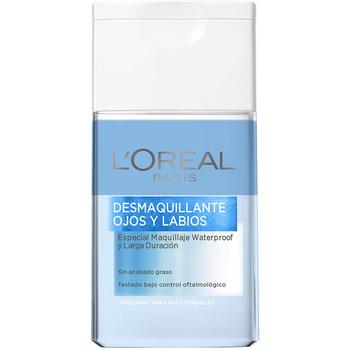Bellezza Donna Detergenti e struccanti L'oréal Desmaquillador Ojos Waterproof  125 ml
