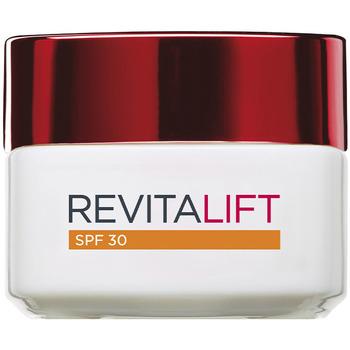 Bellezza Donna Idratanti e nutrienti L'oréal Revitalift Crema Día Anti-arrugas Spf30  50 ml