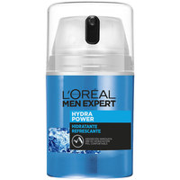 Bellezza Uomo Idratanti e nutrienti L'oréal Men Expert Hydra Power Gel  50 ml