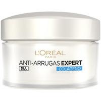 Bellezza Donna Antietà & Antirughe L'oréal Anti-arrugas Expert Colageno +35 Crema  50 ml