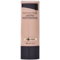 Bellezza Donna Fondotinta & primer Max Factor Lasting Performance Touch Proof 111-deep Beige 35 ml
