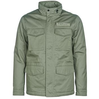 Abbigliamento Uomo Giacche / Blazer Replay YAROUTE Kaki