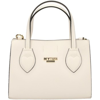 Borse Bisacce My Twin By Twin Set TOTE PICCOLA Bianco