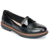 Scarpe Donna Mocassini Clarks RAISIE Black