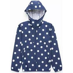 Abbigliamento Uomo giacca a vento Herschel - Giacca Voyage Wind Donna - Peacot/Polca Dots Multicolore