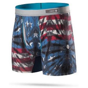 Abbigliamento Uomo Shorts / Bermuda Stance - The Fourth Boxer Brief - Blue Blu