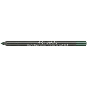Bellezza Donna Eyeliners Artdeco Soft Eye Liner Waterproof 64 - Green Island 1,2 Gr 1,2 g