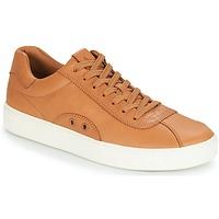 Scarpe Uomo Sneakers basse Polo Ralph Lauren COURT 100 Marrone