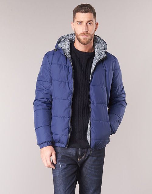 uk availability 852a9 87bbc REVERSIBLE HOODED BOMBER