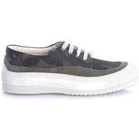 Scarpe Uomo Sneakers basse Hogan SNEAKERS TRADITIONAL IN TESSUTO CAMOUFLAGE Grey