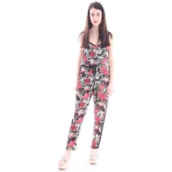 Abbigliamento Donna Tuta jumpsuit / Salopette Imperfect TUTA FLOREALE Multicoloured