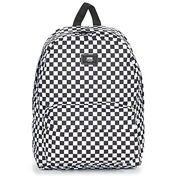 Borse Zaini Vans OLD SKOOL II BACKPACK Nero / Bianco