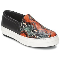 Scarpe Donna Slip on McQ Alexander McQueen DAZE Nero / Multicolore