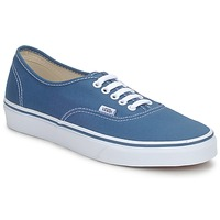 Scarpe Sneakers basse Vans AUTHENTIC Blu