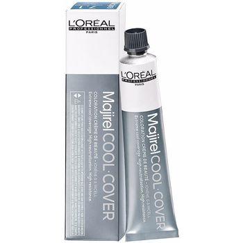 Bellezza Tinta L'oréal Majirel Cool Cover Coloration Crème 4-châtain L'Oreal Expert P