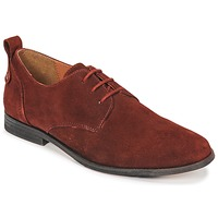 Scarpe Donna Derby PLDM by Palladium PICADILLY SUD Rosso / Brique