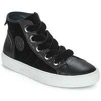 Scarpe Donna Sneakers alte Pataugas Zally Nero