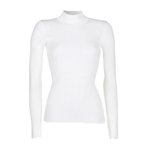 Ikks RUNO Bianco - Consegna gratuita   Spartoo    - Abbigliamento Maglioni damen 62,50