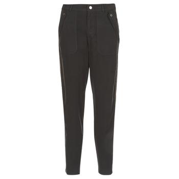 Abbigliamento Donna Pantalone Cargo Ikks MIRSSEEP Nero