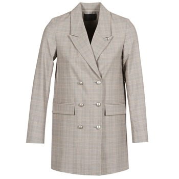 Abbigliamento Donna Giacche / Blazer Ikks DASTRE Grigio